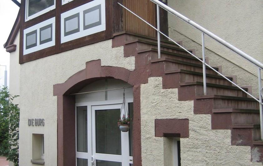 Location de vacances - Appartement à Dresde - Maison de vacances