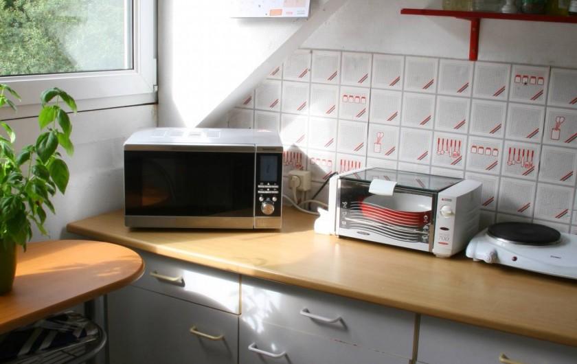 Location de vacances - Studio à Spa - cuisine séparée meublé 1