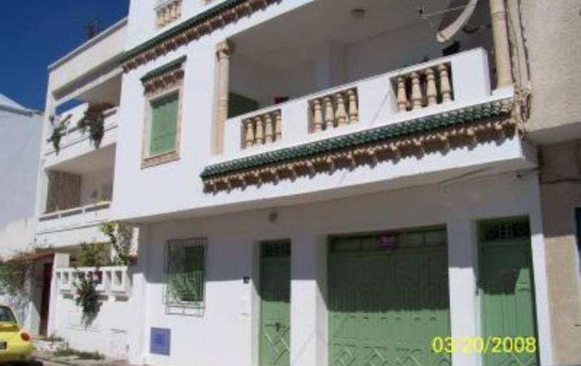 Location de vacances - Maison - Villa à La Goulette