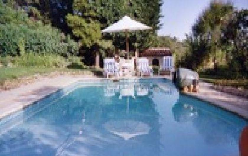 Chambres d 39 h tes la londe les maures dans le var en - Chambre d hote dans le var avec piscine ...