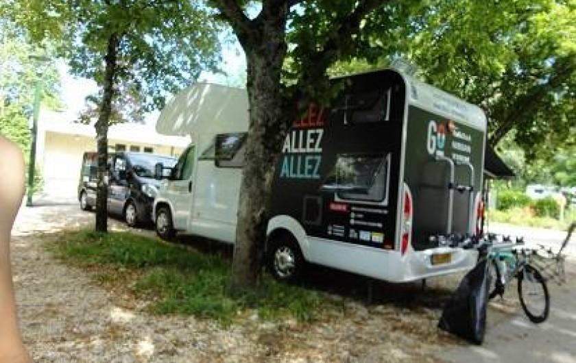 Location de vacances - Bungalow - Mobilhome à Chalezeule - Le tour de France est passé par ici