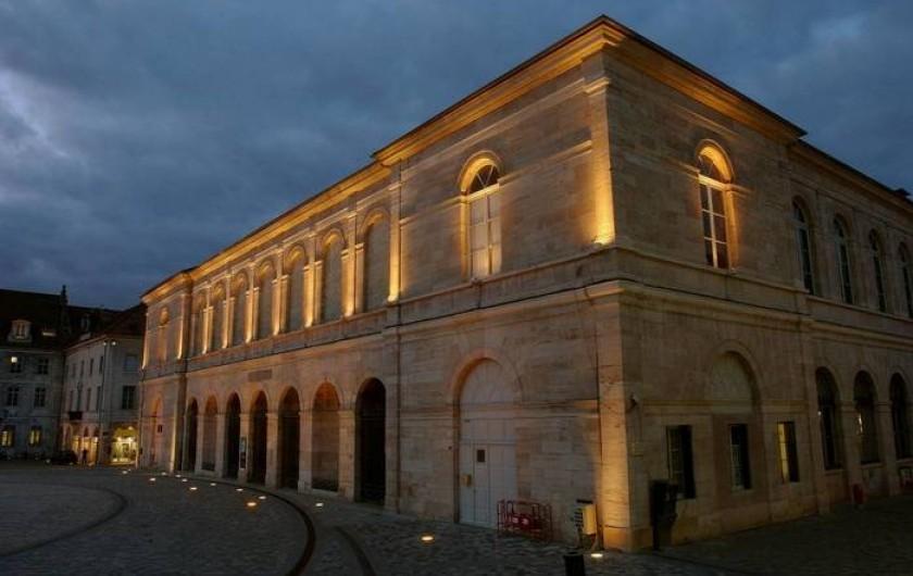 Location de vacances - Bungalow - Mobilhome à Chalezeule - Le Musée des Beaux arts