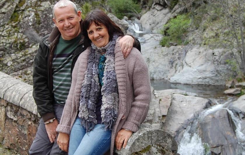 Location de vacances - Gîte à Les Assions - katelyne et Eric  pour vous accueillir