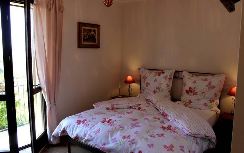 Location de vacances - Chambre d'hôtes à Vigliano d'Asti - La Chambre Bordeaux