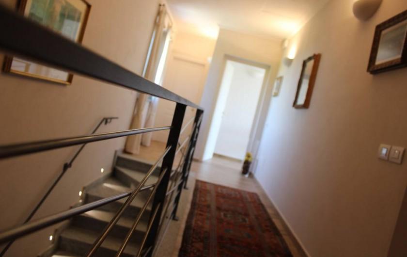 Location de vacances - Chambre d'hôtes à Vigliano d'Asti - L'etage