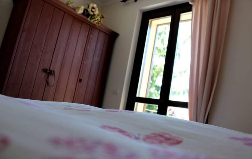 Location de vacances - Chambre d'hôtes à Vigliano d'Asti - Le details de la Chambre Bordeaux