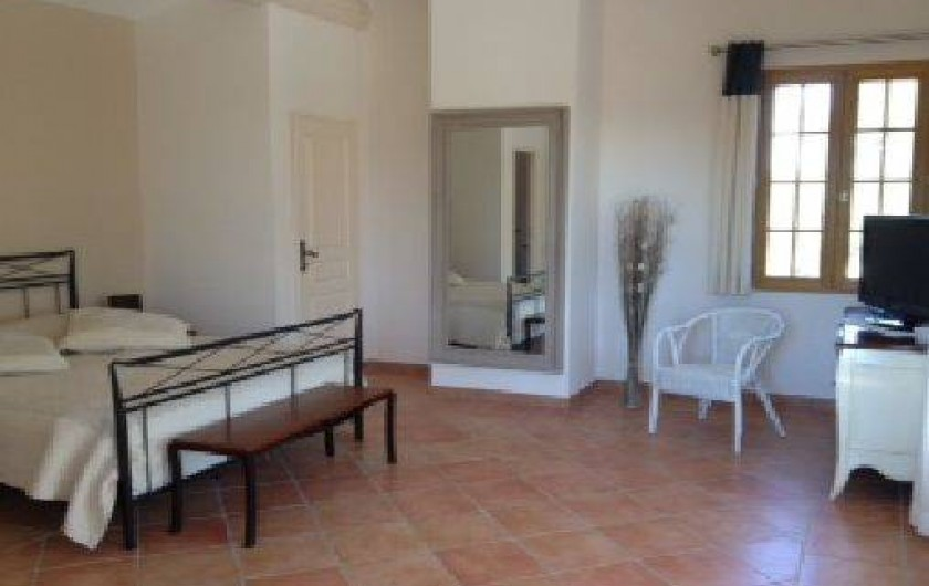 Location de vacances - Villa à Cabrières-d'Avignon