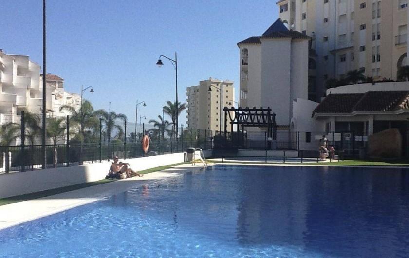 Location de vacances - Appartement à Estepona