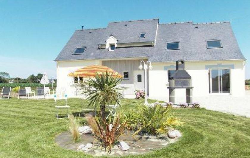 Location de vacances - Villa à Trégon