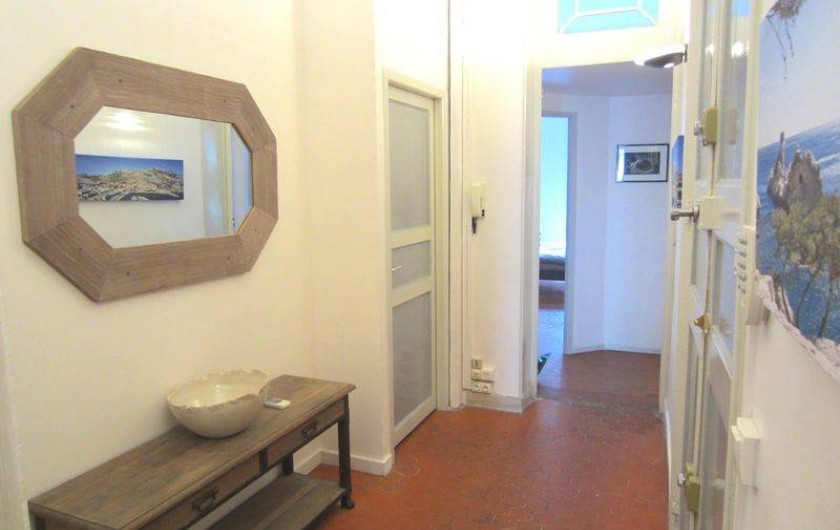 Location de vacances - Appartement à 6e Arrondissement - Entrée