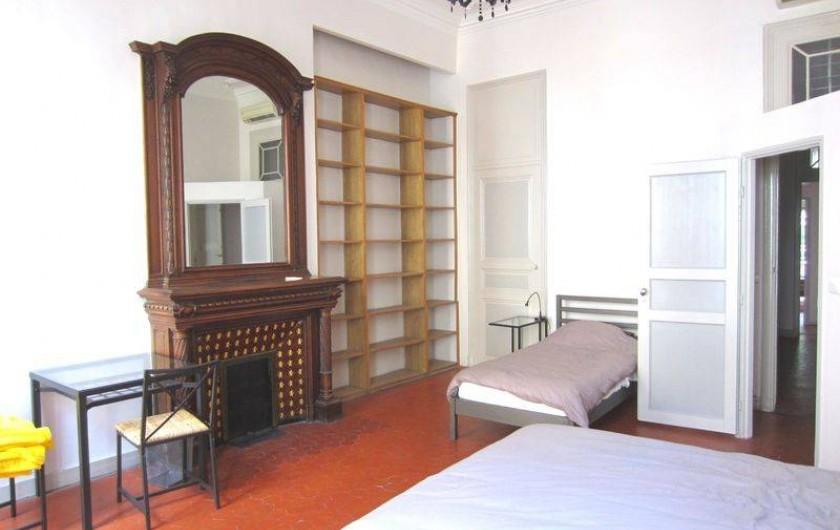 Location de vacances - Appartement à 6e Arrondissement - Chambre 2