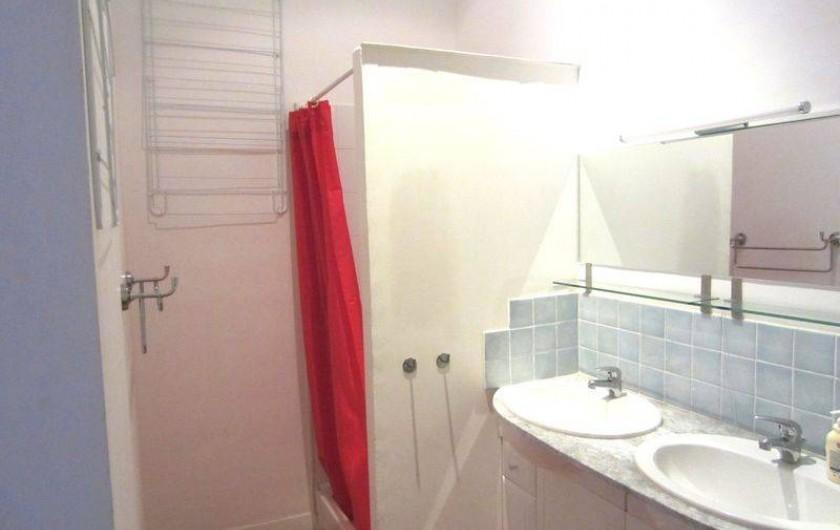 Location de vacances - Appartement à 6e Arrondissement - Salle de bains