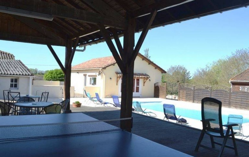 Location de vacances - Gîte à Savignac-sur-Leyze