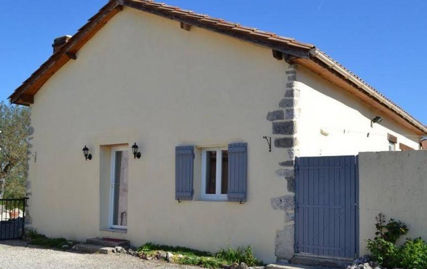 Location de vacances - Gîte à Savignac-sur-Leyze - Gîte Monpazier