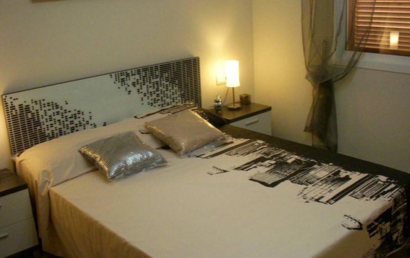 Location de vacances - Appartement à Orihuela - Chambre lit double