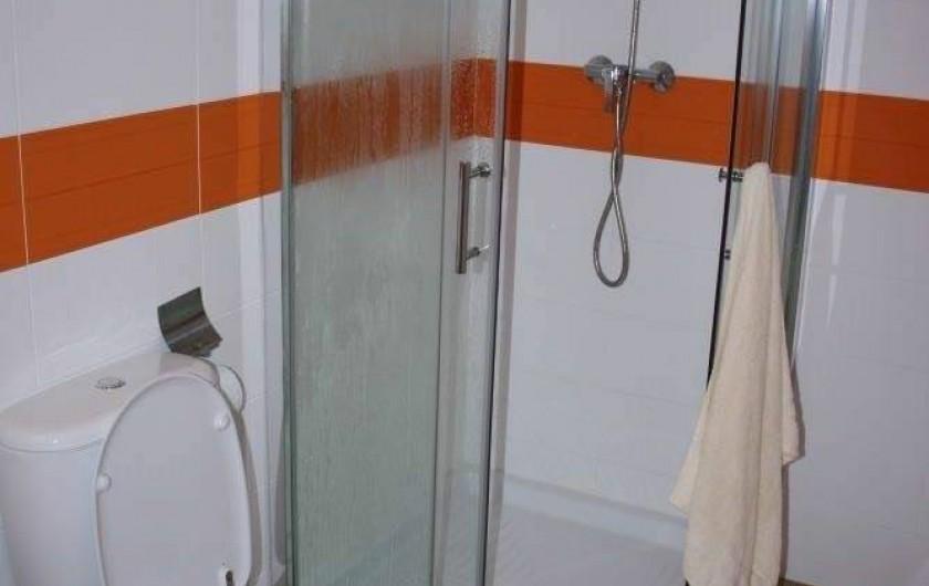 Location de vacances - Appartement à Orihuela - Salle de douche
