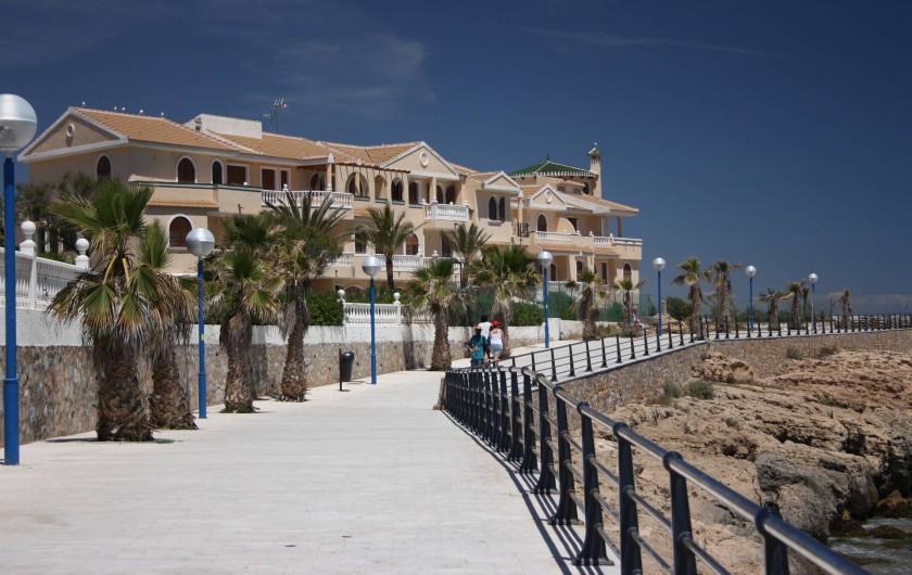 Location de vacances - Appartement à Orihuela - Belles promenades à proximité