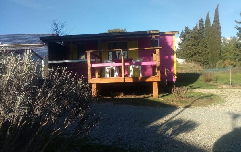 Location de vacances - Camping à Massillargues-Attuech