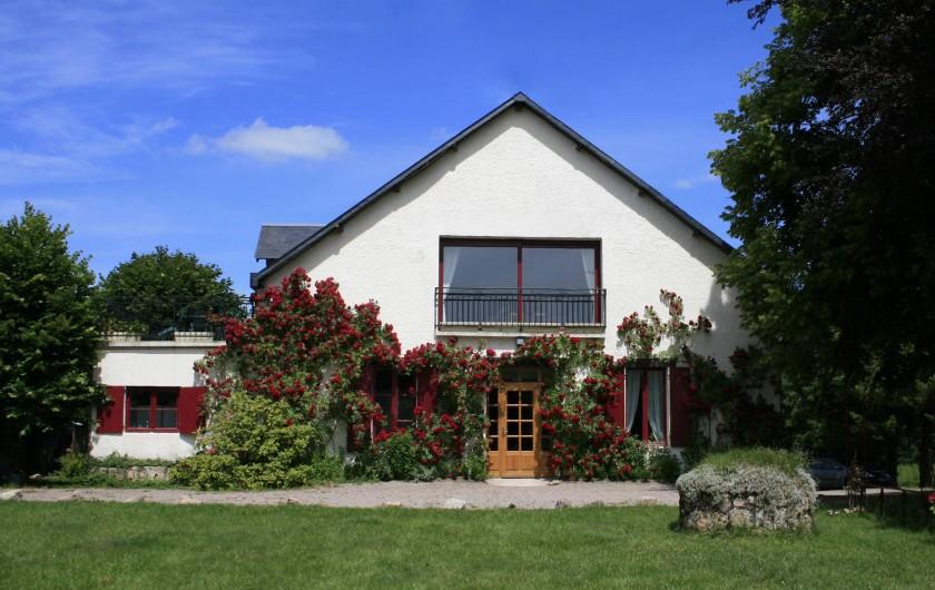 Location de vacances - Villa à Moux-en-Morvan - la maison