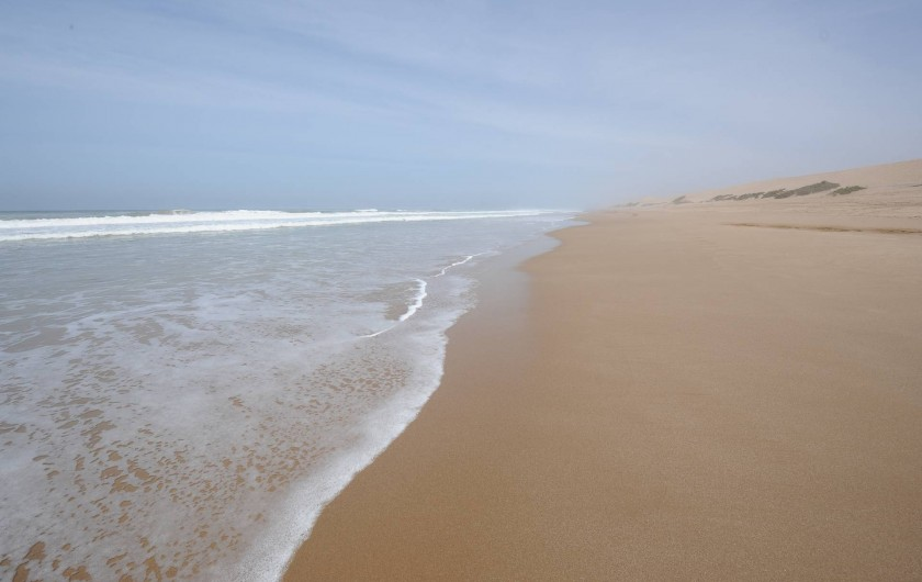 Location de vacances - Villa à Mirleft - La plage