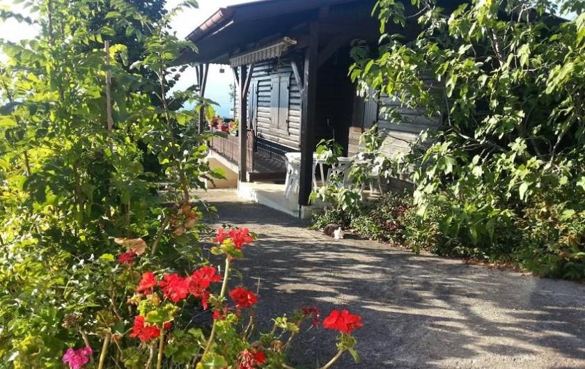 Location de vacances - Chalet à Marin