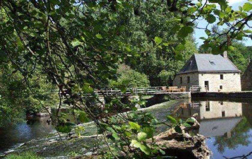 Location de vacances - Gîte à Pommerit-le-Vicomte