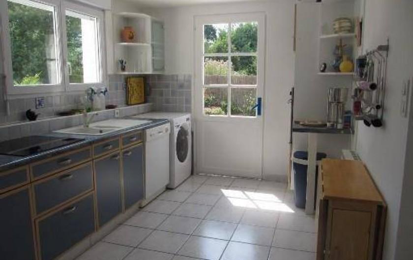 Location de vacances - Maison - Villa à Saint-Gildas-de-Rhuys