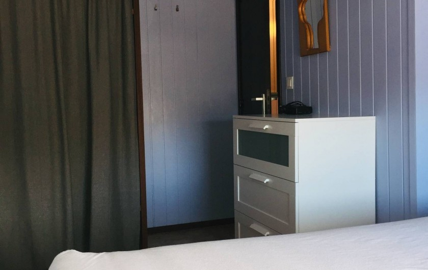 Location de vacances - Villa à Portiragnes Plage - Villa 6 personnes