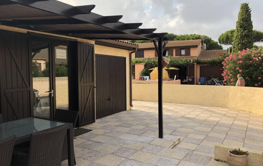 Location de vacances - Villa à Portiragnes Plage - Salle de bain