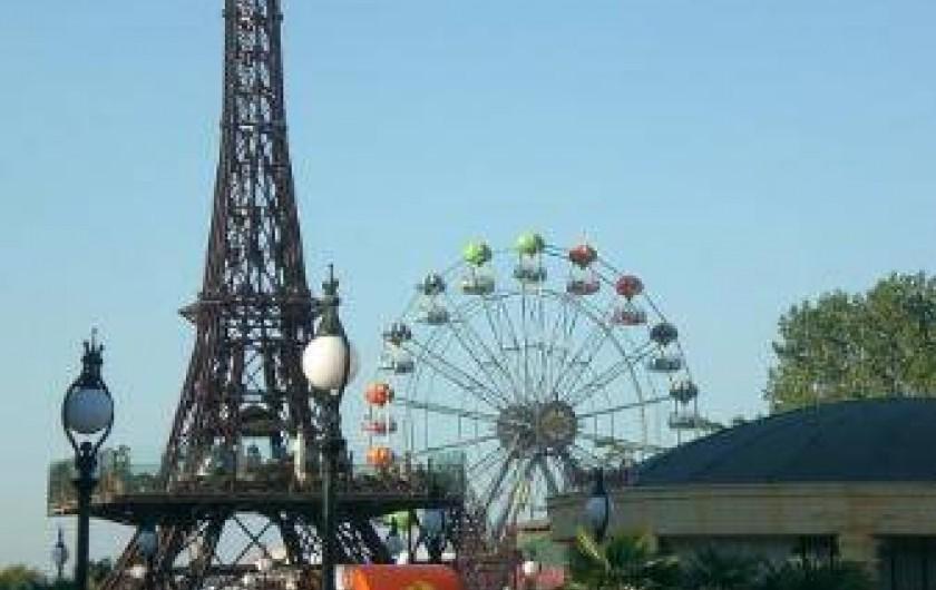 Location de vacances - Appartement à Varna - attractions touristiques - GOLDEN SANDS 1,5km