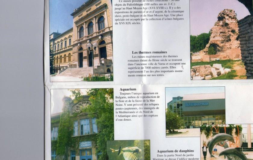 Location de vacances - Appartement à Varna - Varna et ses musés  à 6 km de l'appartement