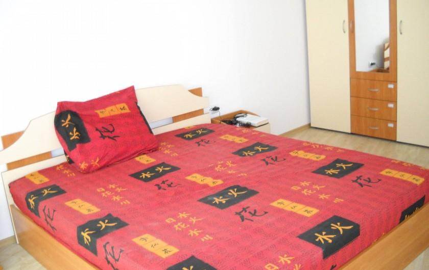 Location de vacances - Appartement à Varna - la chambre à coucher