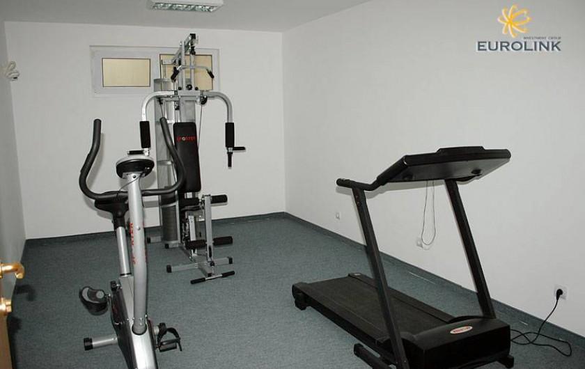 Location de vacances - Appartement à Varna - salle de fitnesse
