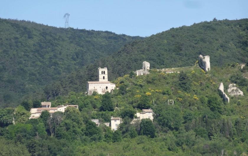 Location de vacances - Villa à Marsanne - Le haut de Marsanne