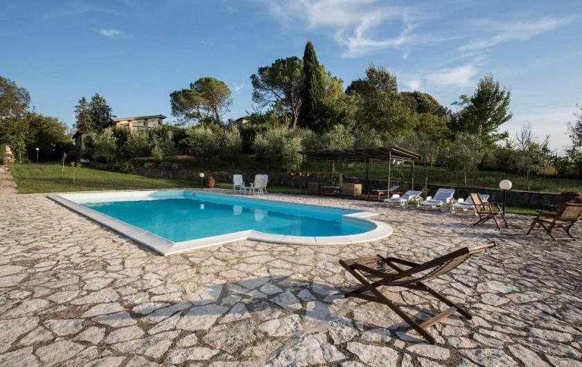 Location de vacances - Villa à Monteriggioni