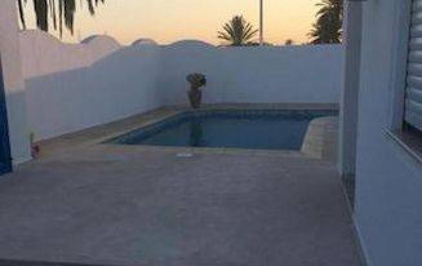 Location de vacances - Villa à Houmt Souk