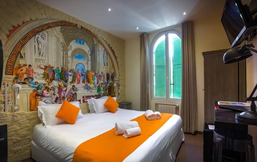 Location de vacances - Hôtel - Auberge à Cannes - l amour de la sagesse en hommage à nos philosophe