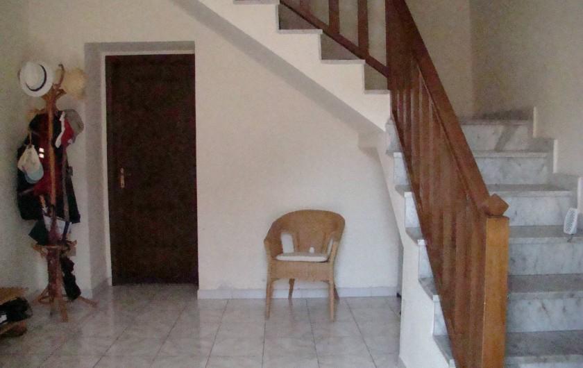 Location de vacances - Maison - Villa à Tresnuraghes - Hall d'entrée