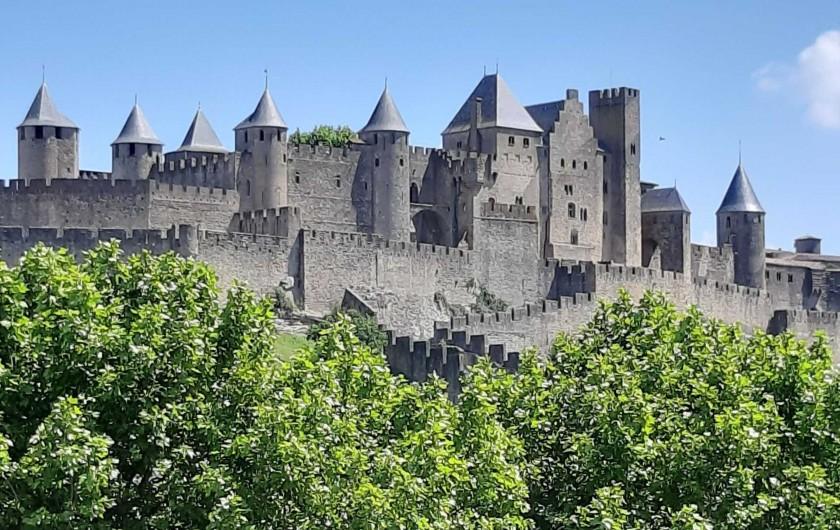 Location de vacances - Villa à Bram - Carcassonne Cite