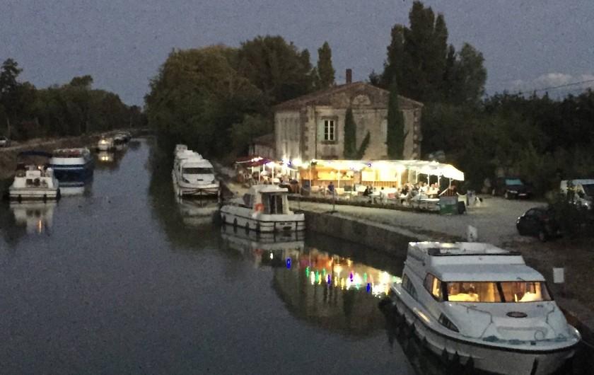 Location de vacances - Villa à Bram - Port de Bram, Canal du Midi