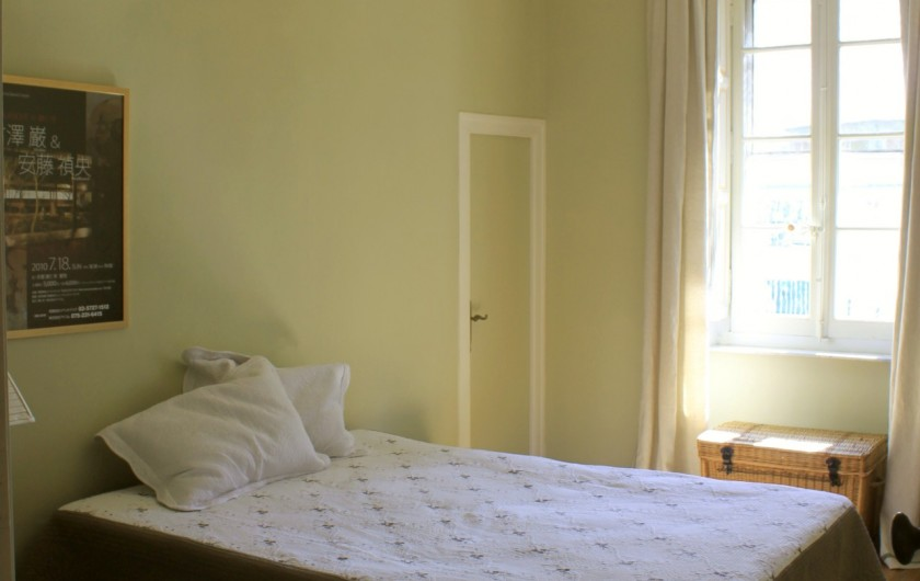 Location de vacances - Villa à Bram - Chambre double