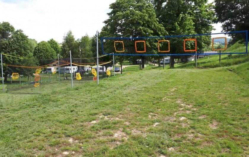Location de vacances - Camping à Langogne - Jeux