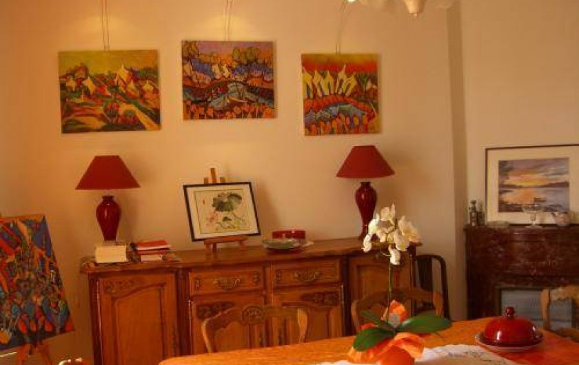 Location de vacances - Chambre d'hôtes à Daoulas