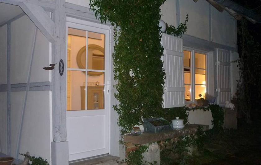 Location de vacances - Chambre d'hôtes à Kuttolsheim - Duplex Lune