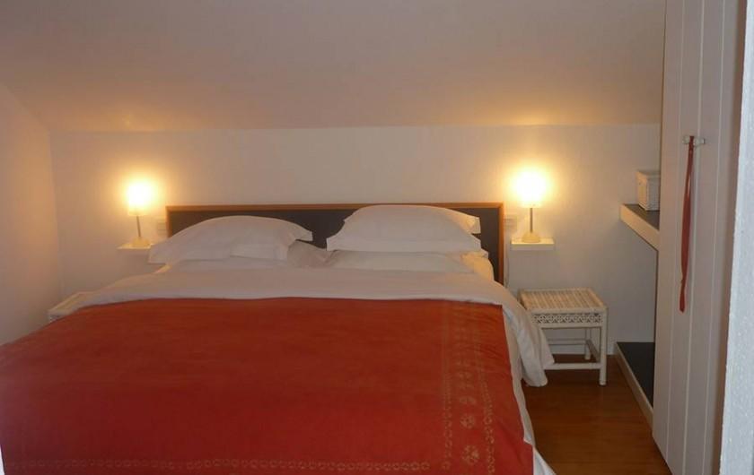 Location de vacances - Chambre d'hôtes à Kuttolsheim - suite Etoile chambre lit 160x200
