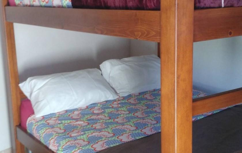 Location de vacances - Chalet à Guspini - La chambre