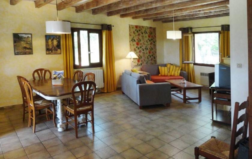 Location de vacances - Villa à Tamniès