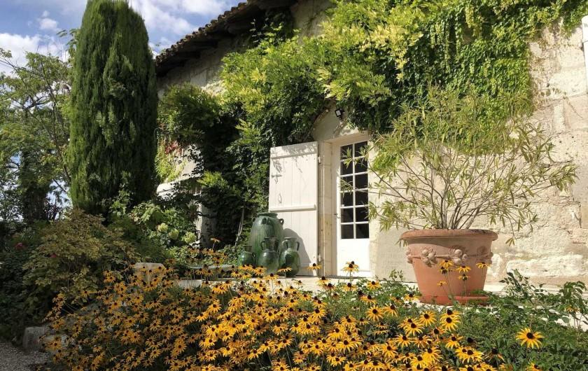 Location de vacances - Chambre d'hôtes à Saint-Paul-d'Espis - Entrée privée des Hôtes