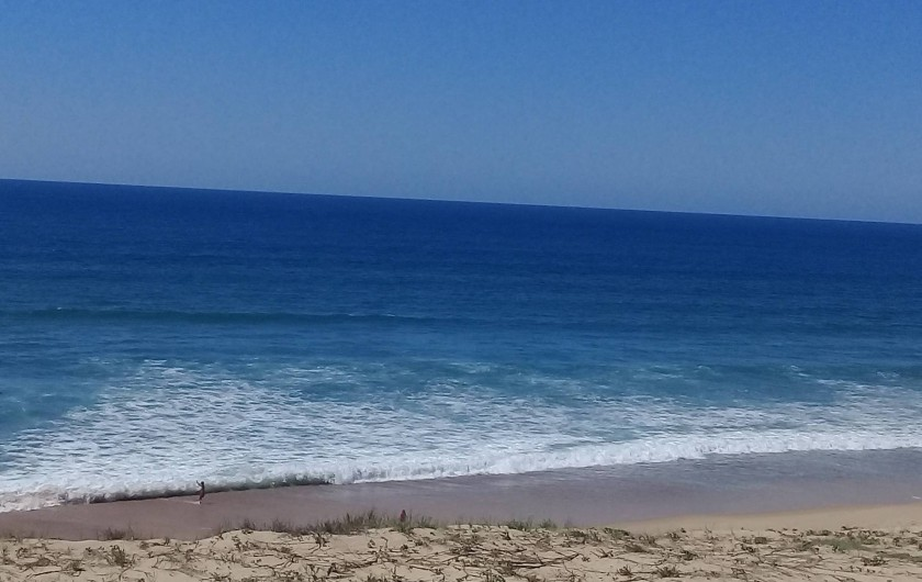 Location de vacances - Bungalow - Mobilhome à Mimizan - La plage