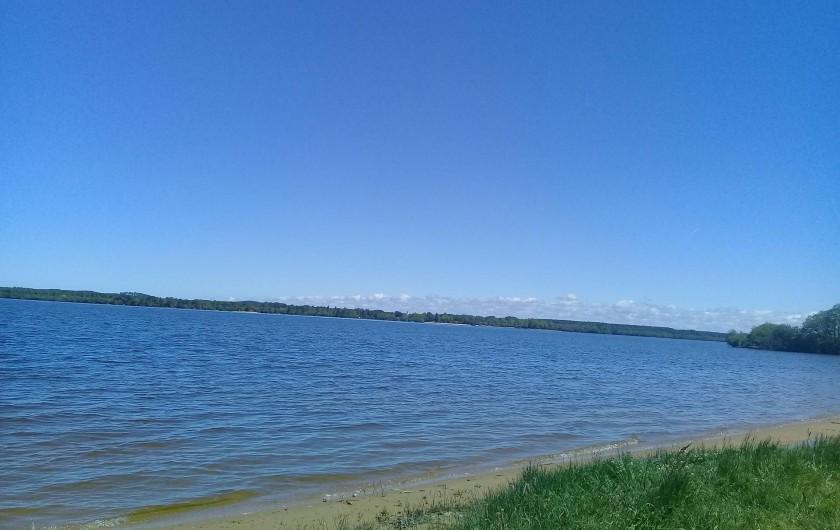 Location de vacances - Bungalow - Mobilhome à Mimizan - Le Lac